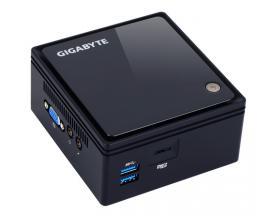 Gigabyte GB-BACE-3000 PC/estación de trabajo barebone N3000 1,04 GHz Nettop Negro BGA 1170 - Imagen 1