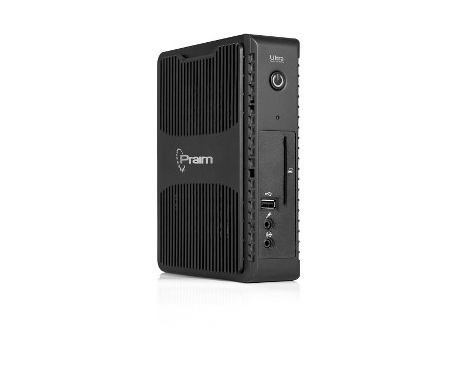 Thin Client Praim Ultra U9074 - Intel Celeron J1900 Quad-core (4 Core) 2 GHz - 4 GB RAM - 16 GB Flash - Intel HD Graphics - Giga
