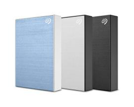 Seagate Backup Plus Portable disco duro externo 5000 GB Plata - Imagen 1