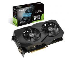 ASUS Dual -RTX2060-O6G-EVO GeForce RTX 2060 6 GB GDDR6 - Imagen 1
