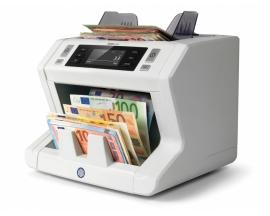 2665-S Banknote counting machine Blanco - Imagen 1