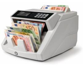 2465-S Banknote counting machine Negro, Blanco - Imagen 1