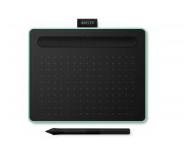 Intuos S Bluetooth tableta digitalizadora 2540 lpi 152 x 95 mm USB/Bluetooth Green,Black - Imagen 1