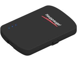 myGalerie Wifi Negro reproductor multimedia y grabador de sonido - Imagen 1