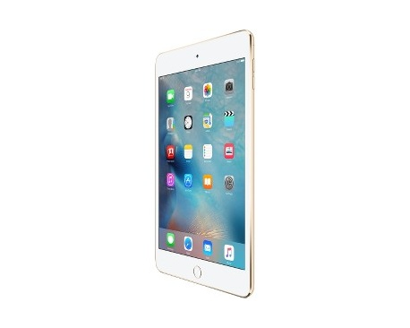 "Tableta Apple iPad mini 4 - 20,1 cm (7,9"") - Apple A8 Dual-core (2 Core) 1,50 GHz - 128 GB - iOS 9 - 2048 x 1536 - Pantalla"