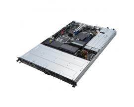 ASUS RS300-E10-RS4 Intel C242 LGA 1151 (Zócalo H4) Bastidor (1U) Negro, Metálico - Imagen 1