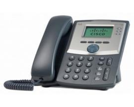 SPA 303 teléfono IP Gris 3 líneas - Imagen 1