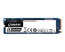 Kingston Technology A2000 unidad de estado sólido M.2 500 GB PCI Express 3.0 NVMe - Imagen 1