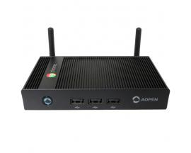 Chromebox mini reproductor multimedia y grabador de sonido 16 GB Wifi Negro - Imagen 1