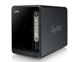 ZyXEL NAS326 Ethernet Mini Tower Negro NAS - Imagen 1