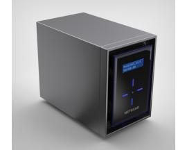 Netgear ReadyNAS 422 Ethernet Negro NAS - Imagen 1