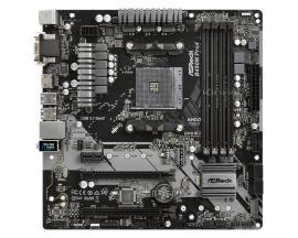 B450M Pro4 placa base Zócalo AM4 ATX AMD B450 - Imagen 1
