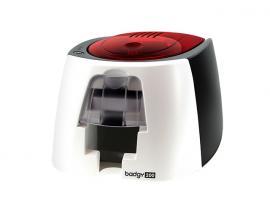 Badgy200 impresora de tarjeta plástica Pintar por sublimación/Transferencia térmica Color 260 x 300 DPI - Imagen 1