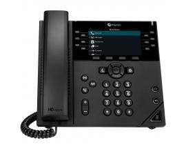 VVX 450 teléfono IP Negro Terminal con conexión por cable LCD 12 líneas - Imagen 1