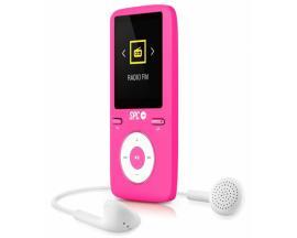 SPC Pure Sound Colour 2 Reproductor MP3/MP4 Rosado 8488P - Imagen 1