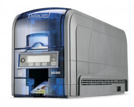 SD360 impresora de tarjeta plástica Pintar por sublimación Color 300 x 300 DPI - Imagen 1