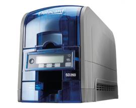 SD260 impresora de tarjeta plástica Color - Imagen 1