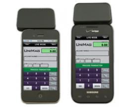 UniMag Pro 3.5mm Negro lector de tarjeta magnética - Imagen 1