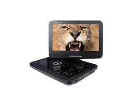 """NVR-2782DVD-PCU Portable DVD player Mesa 10.1"""" 1024 x 600Pixeles Negro reproductor de dvd/bluray portátiles - Imagen 1"""