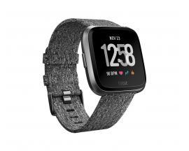Versa reloj inteligente Negro, Gris LCD GPS (satélite)