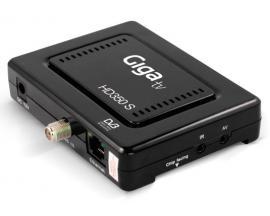 HD350 S IPTV Alta Definición Total Negro tV set-top boxes - Imagen 1