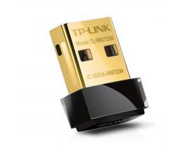 TL-WN725N adaptador y tarjeta de red WLAN 150 Mbit/s - Imagen 1