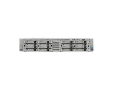 Servidor Cisco C240 M4 - 2 x Intel Xeon E5-2680 v4 14 núcleos 2,40 GHz - 64 GB Instalado DDR4 SDRAM - 12Gb/s SAS Controlador - 0