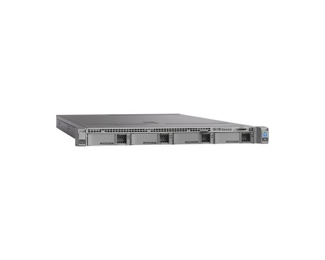 Sistema barebone Cisco - 1U Montaje en bastidor - Intel C610 Conjunto de Circuitos Integrados - 2 x Soporte del Procesador - DDR