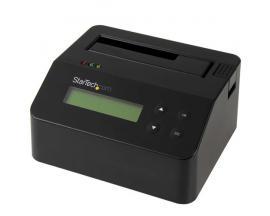 "StarTech.com Base Dock USB 3.0 Borrador para Discos de 2,5"" y 3,5"" SATA - Imagen 1"