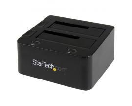 StarTech.com Base de Conexión Universal para Discos Duros - Docking Station USB 3.0 con UASP - Imagen 1