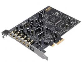 Sound Blaster Audigy Rx Interno 7.1 canales PCI-E - Imagen 1