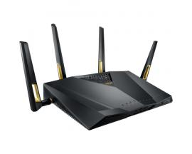 ASUS RT-AX88U router inalámbrico Doble banda (2,4 GHz / 5 GHz) 3G 4G Negro - Imagen 1