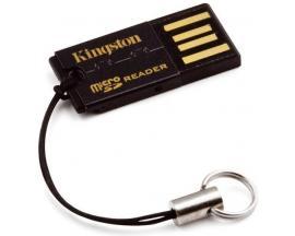 Kingston Technology FCR-MRG2 lector de tarjeta Negro USB 2.0 - Imagen 1