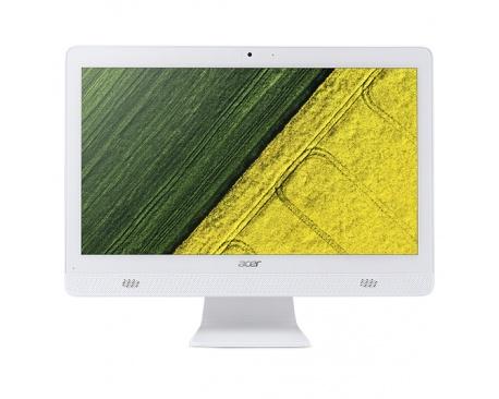 """Ordenador Todo en Uno Acer Aspire C20-720 - Intel Celeron J3060 1,60 GHz - 4 GB DDR3L SDRAM - 1 TB HDD - 49,5 cm (19,5"""") 160"""