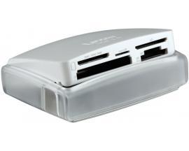 LRW025URBEU USB 3.0 Color blanco lector de tarjeta - Imagen 1