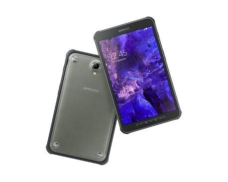 "Tableta Samsung Galaxy Tab Active SM-T360 - 20,3 cm (8"") - 1,50 GB LPDDR3 Cuatro Núcleos (4 Core) 1,20 GHz - 16 GB - Android"