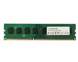 V7 4GB DDR3 PC3-10600 - 1333mhz DIMM Desktop módulo de memoria - V7106004GBD - Imagen 1