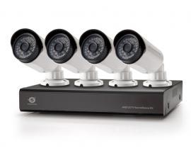 Conceptronic Kit de vigilancia AHD CCTV de cuatro canales - Imagen 1