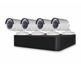 Conceptronic C8CCTVKITD10806TB kit de videovigilancia Alámbrico 8 canales - Imagen 1