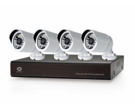 Conceptronic C8CHCCTVKITD1080 kit de videovigilancia Alámbrico 8 canales - Imagen 1