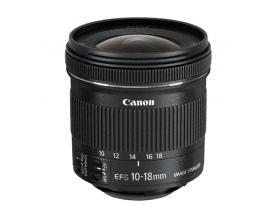 Canon EF-S 10-18 f/4.5-5.6 IS STM Objetivo ultra ancho Negro - Imagen 1
