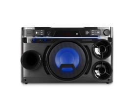 NGS Skyrider 80 W Sistema de megafonía independiente Negro - Imagen 1