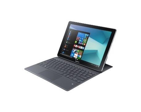 """Ordenador portátil 2 en 1 - Samsung Galaxy Book SM-W728 30,5 cm (12"""") Pantalla Táctil LCD - Intel Core i5 (7th Gen) i5-7200U"""