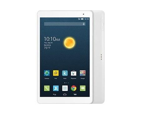 Tableta ALCATEL onetouch Pop (10) - 1 GB Cuatro Núcleos (4 Core) 1,20 GHz - 8 GB - Android 5.0 Lollipop - Blanco - LAN inalámbri