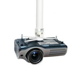 TM-1200 montaje para projector Techo Blanco - Imagen 1