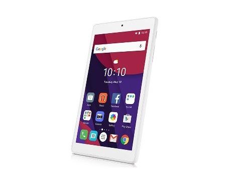 "Tableta ALCATEL onetouch Pixi 4 - 17,8 cm (7"") - 1 GB - MediaTel Cortex A7 MT8127 Cuatro Núcleos (4 Core) 1,30 GHz - 8 GB -"