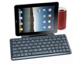 PHKEYTABLET teclado para móvil Negro Bluetooth - Imagen 1