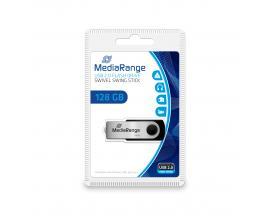 MR913 unidad flash USB 128 GB USB tipo A 2.0 Negro, Plata - Imagen 1