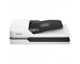 Escaner plano epson workforce ds-1630 a4/ 25ppm/ duplex/ usb 3.0/ red opcional - Imagen 1