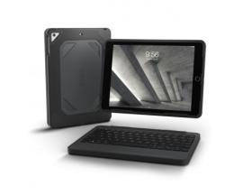 ZAGG Rugged Book teclado para móvil Español Negro Bluetooth - Imagen 1